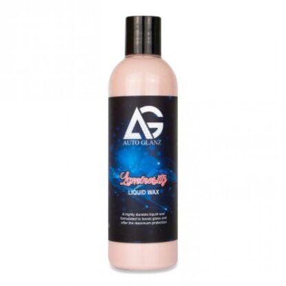 AutoGlanz Luminosity wax