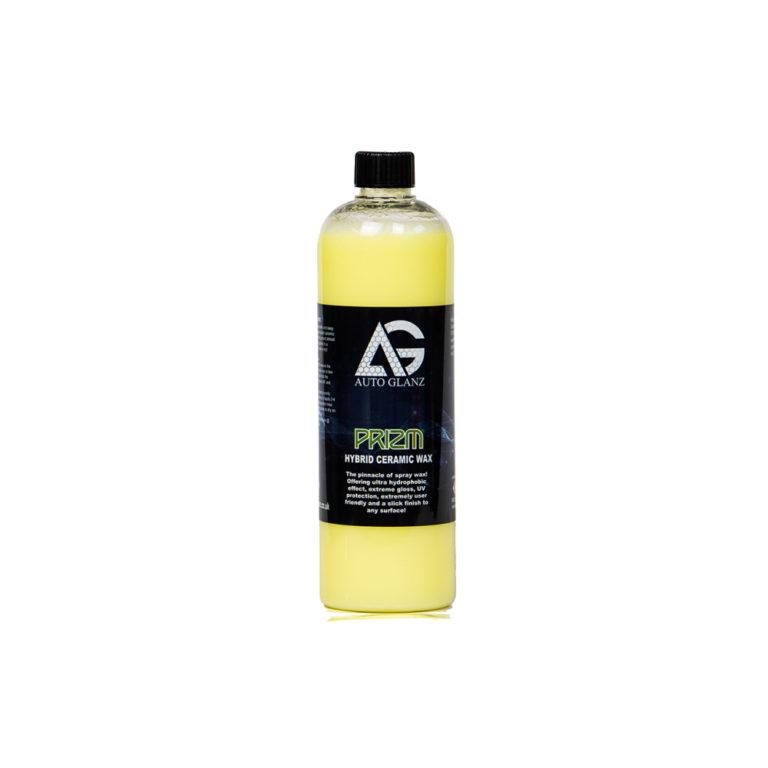 AutoGlanz Prizm Spray coating