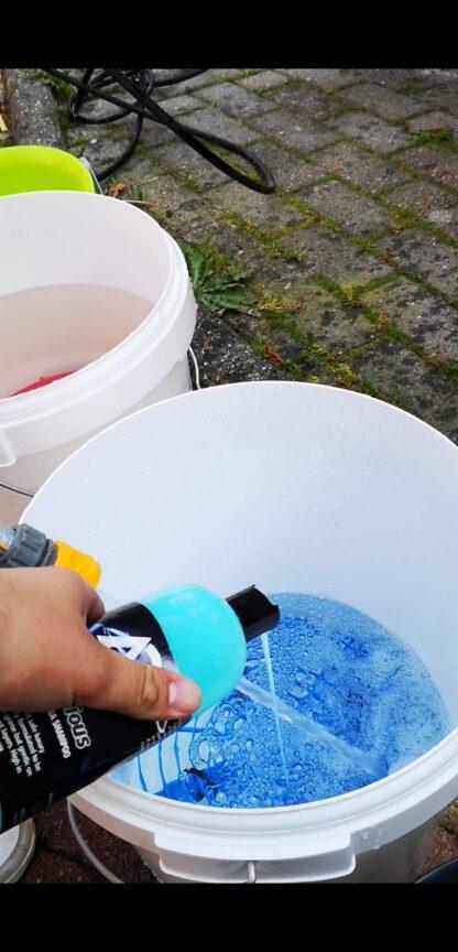Wassen met Bubblicious