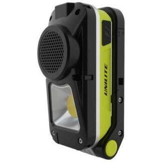 Unilite SP-750 LED lamp met speaker
