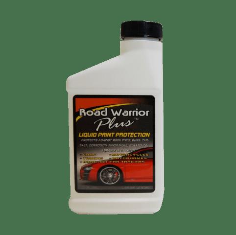 Road Warrior Plus Tijdelijke lakbecherming