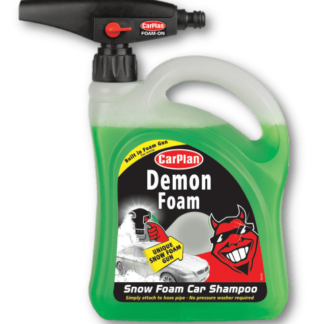 DEMON Snowfoam met foamer