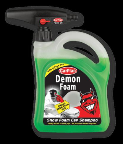 DEMON Snowfoam met foamer