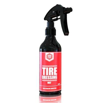 GoodStuff Tyre Dressing mat 500ml