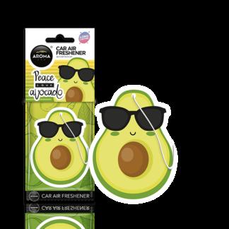 Hangende Luchtverfrisser Avocado