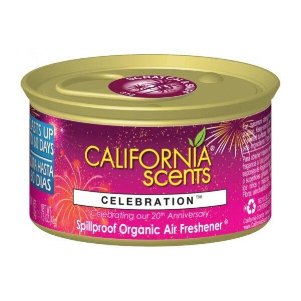 California Scents - Celebrations