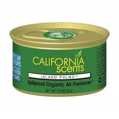 California scents - island palms