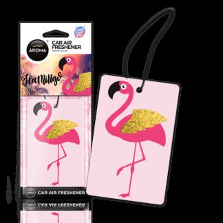 Flamingo luchtverfrisser