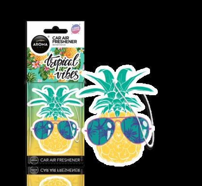 Hangende Luchtverfrisser Pineapple