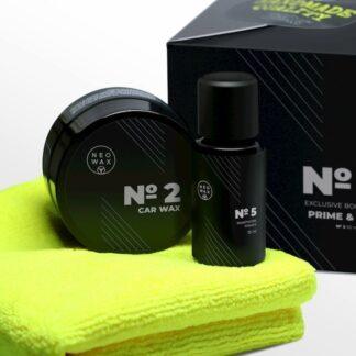 Neowax No2 en No5 exclusieve set