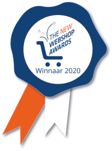 Winnaar new webshop awards 2020