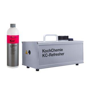 KC-Refresher desinfectie en geurverwijdering